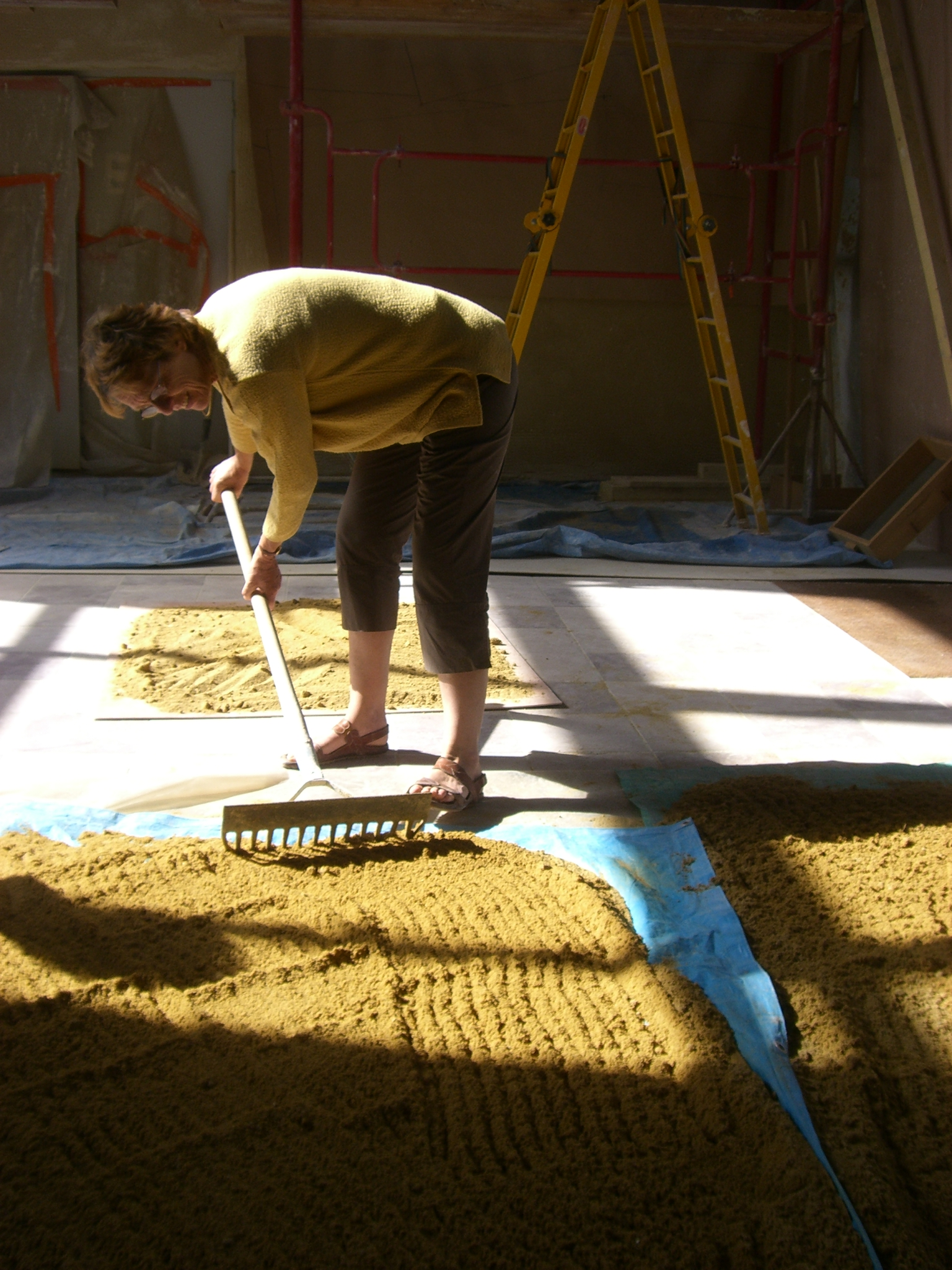 assecher un mur beautiful faire scher le sable with. Black Bedroom Furniture Sets. Home Design Ideas